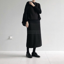 wool skirt (sold out)