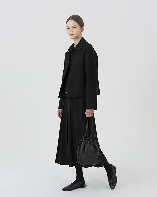 [black label] standard skirt (sold out)