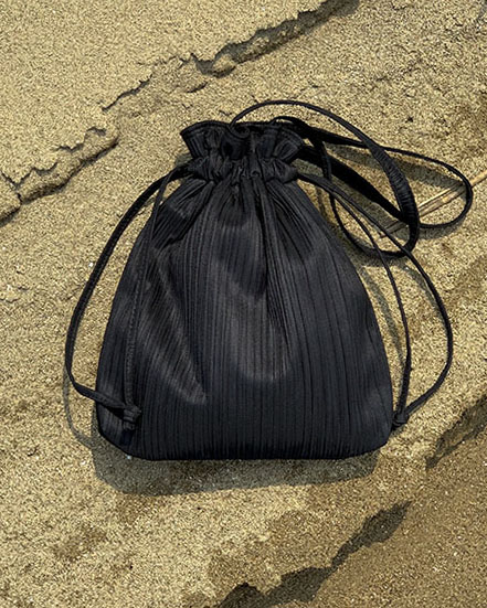 pleats bag (sold out)