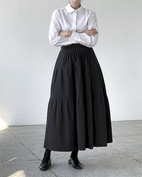 [black label] lily skirt (sold out)