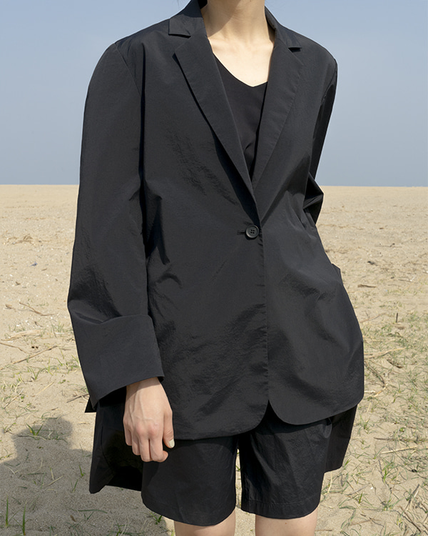 [black label] nylon blazer (sold out)