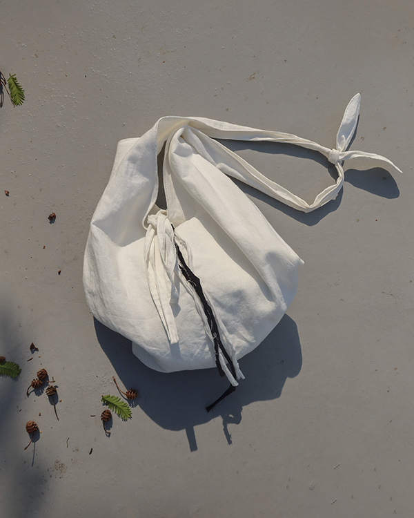 knot linen bag (sold out)