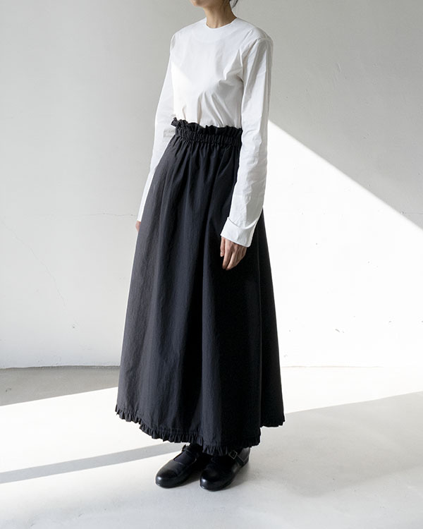 frill skirt (sold out)