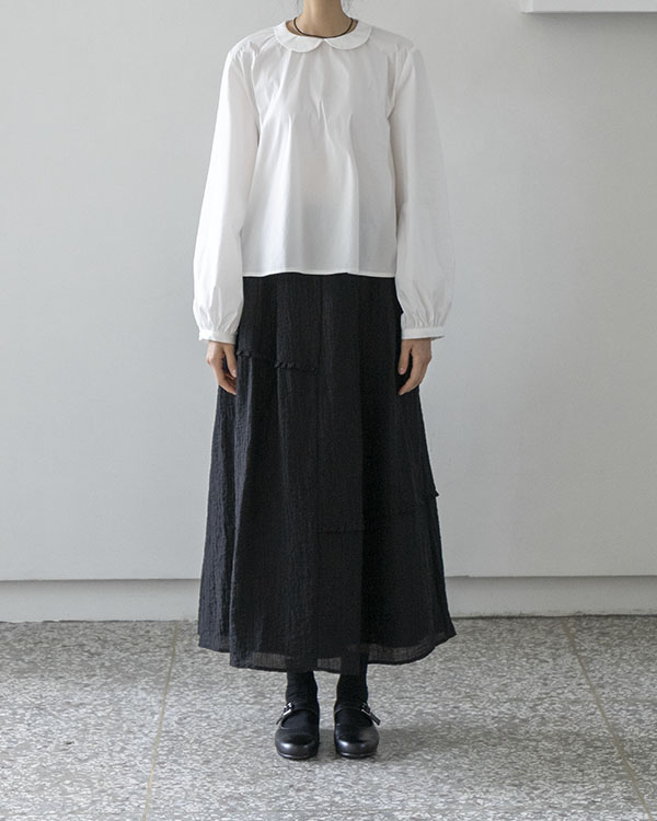 [black label] momo blouse (sold out)